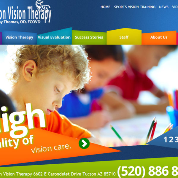 Cimarron Vision Therapy