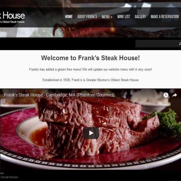 Frank's Steak House