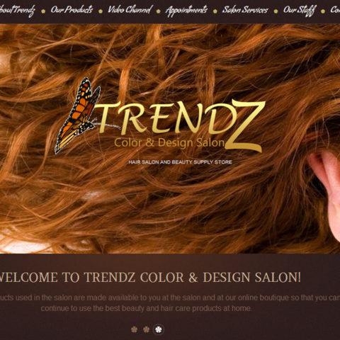 Trendz Color & Design Salon